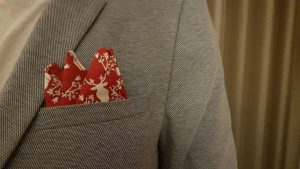 Christmas Pocket Square