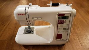 Threaded Sewing Machine