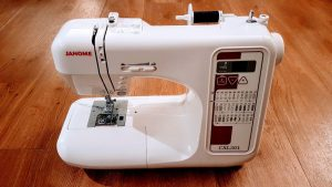 My Janome Sewing Machine
