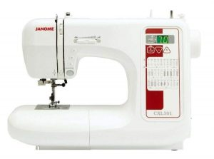 Great for Beginners: Janome CXL301