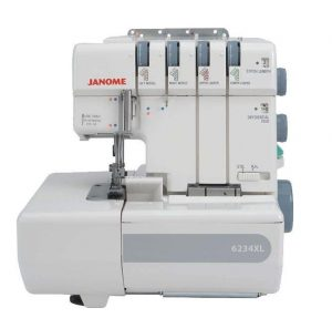 Example of An Overlocker: Janome 6234XL