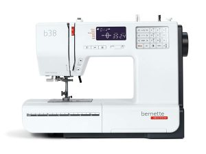 The Bernina Bernette B38 is Great for Beginners
