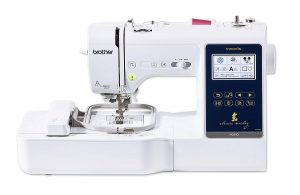Example of A Computerised Sewing Machine: Brother Innovis M280D