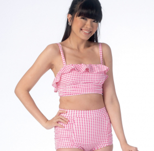 M7168 swimwear sewing pattern from McCall's