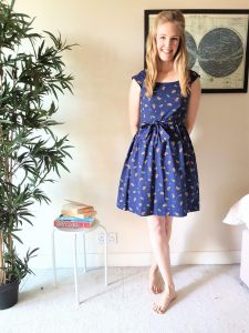 Grace Dress from Sew Over It London