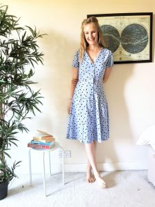 Lea Dress from Sew Over It London