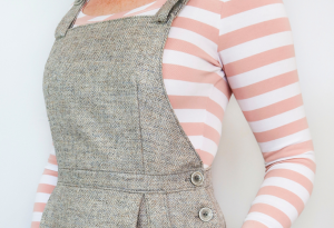 The Pippi Pinafore