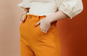 The Joan Trousers From Friday Pattern Company
